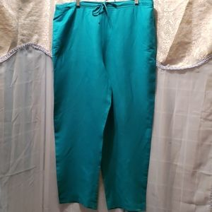 STYLE & CO. COLLECTION LINEN/RAYON PANTS SZ 12